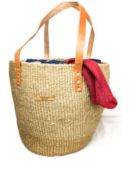 Natural Sisal Shopping Bag
