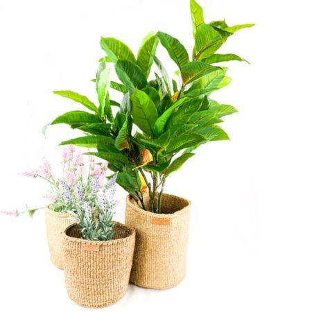 Khaki Large Planters