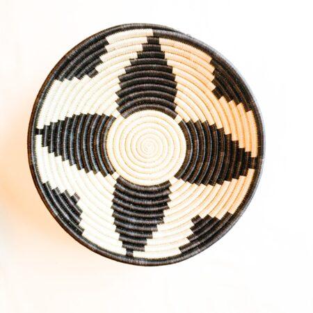 African Star Wall Mat (Set of 3)