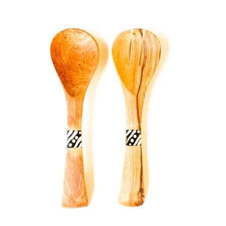 Moiko Olive Wooden Spoons