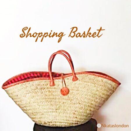 Shuka Palm Leaf Market Shopping bags