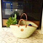 Palm Leaf Market Shopping bags